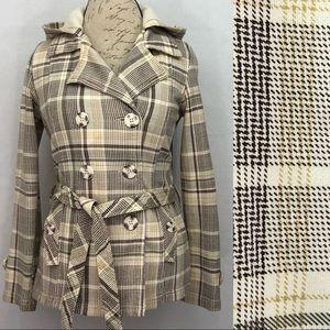 Maurice's Peacoat Hooded Jacket